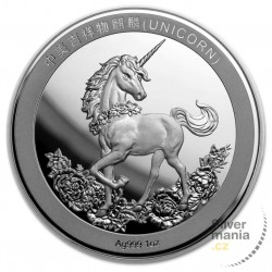 1 oz Unicorn 25. th...