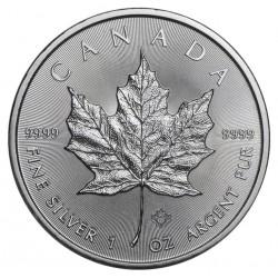 1 oz Maple Leaf 2021 BU