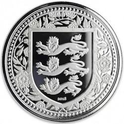 1 oz Gibraltar Royal Arms...