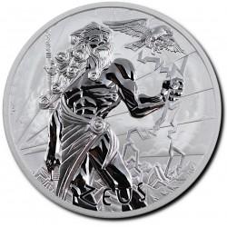 5 oz Gods of Olympus Zeus...