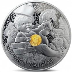 MY FIRST CAPITAL 1$ NIUE...