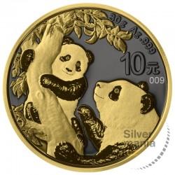 China Panda 2021 Golden...