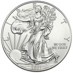 1 oz Silver American Eagle...
