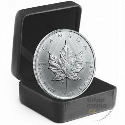 1 oz Maple Leaf W Mint Mark...