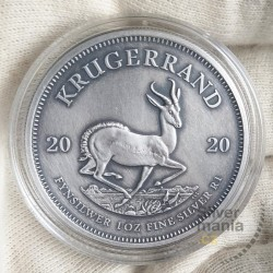 1 oz Krugerrand 2020 BU...