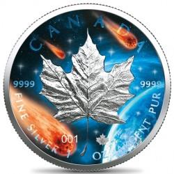 1 oz Maple Leaf 2021...