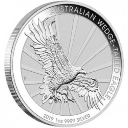 1 oz Wedge-Tailed Eagle 2021