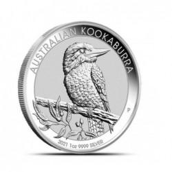 1 oz Australian Kookaburra...