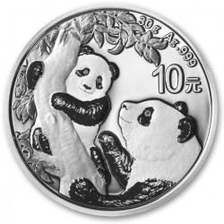 China Panda 2021 BU
