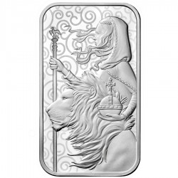 Silver bar 1 oz The Great...