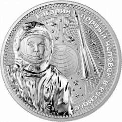 1 oz Intercosmos: Gagarin...