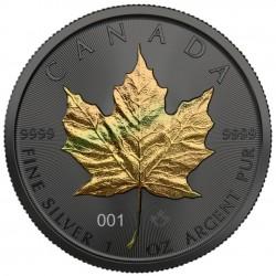 1 oz Maple Leaf 2021 Golden...