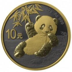 China Panda Golden Ring 2020