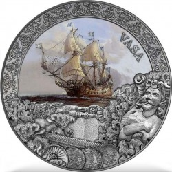 2 oz VASA Grand Shipwrecks...