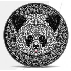 2 oz PANDA Mandala art Niue...