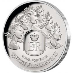 1 oz Queen Elizabeth II...