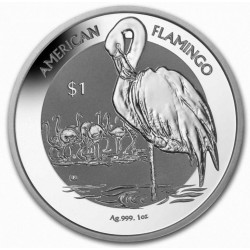 1 oz American Flamingo 2021...