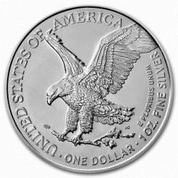 1 oz Silver US Eagle 2021...