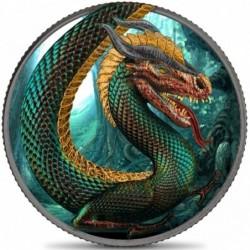 1 oz FAFNIR Geminus dragon...