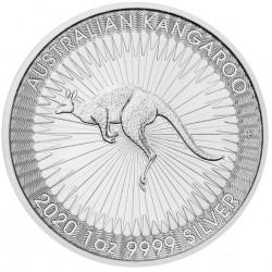 1 oz Kangaroo 2020 - nová