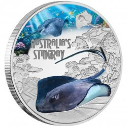 1 oz Stingray Deadly and...