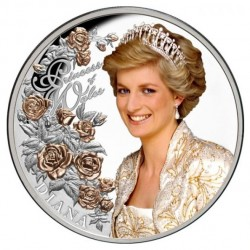 1 oz Diana princezna z...