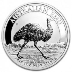 1 oz Australský Emu 2018 BU...