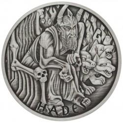 1 oz Gods of Olympus Hades...