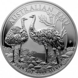1 oz Australský Emu 2019 BU...
