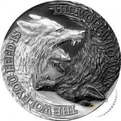 stříbrná mince 1 oz Two...