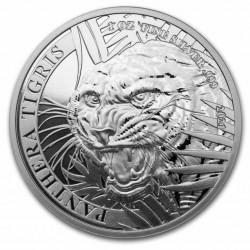 1 oz Panthera Tigris 2021...