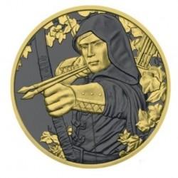 1 oz Robin Hood 2019 Golden...