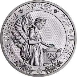 silver coin 1 oz Napoleon...