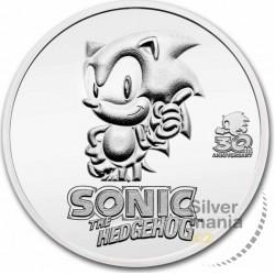 1 oz Sonic The Hedgehog...
