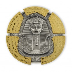 500 g Tutanchamon PUZZLE...