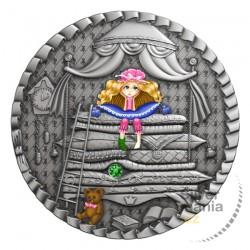 1 oz silver coin The...
