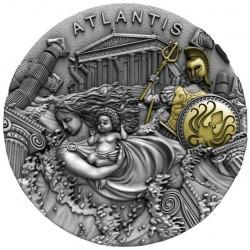 2 oz Atlantida Legendary...