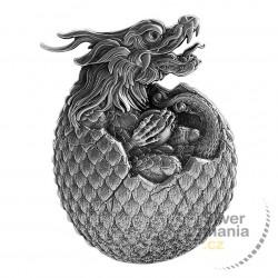2 oz Chinese Dragon Egg...