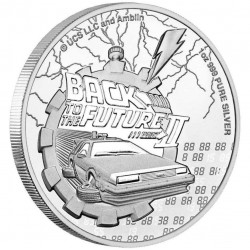 1 oz Back to the Future...