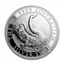 1 oz Australian Swan 2020...