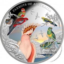 stříbrná mince 5 oz...