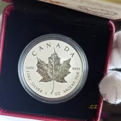 1 oz Canada Maple Leaf 30....