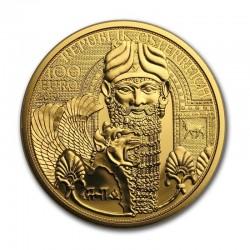 zlatá mince 1/2 oz Magické...