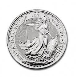platinová mince 1 oz...