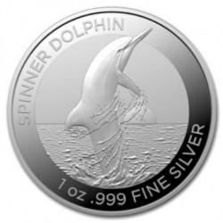 1 oz Delfín Spinner 2020