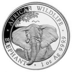1 oz African Wildlife...