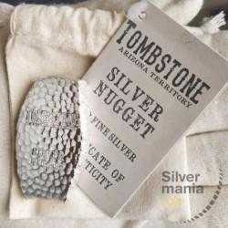 5 oz stříbrný nuget...