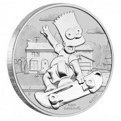 1 oz Bart Simpson 2020