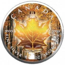 1 oz Maple Leaf 2020 Maple...
