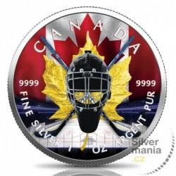 1 oz Maple Leaf 2020 Hockey...